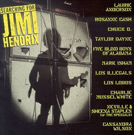 VARIOUS - SEARCHING FOR JIMI HENDRIX    (ACD1399/CD)