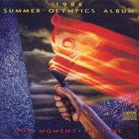 VARIOUS - SUMMER OLYMPICS ALBUM 1988 : ONE MOMENT IN TIME    (ZCD2404/CD)