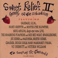 VARIOUS - SWEET RELIEF II : GRAVITY OF THE SITUATION (THE SONGS OF VIC CHESTNUT)    (USCD8573/CD)
