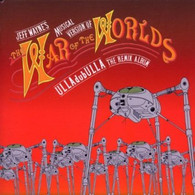 WAYNE/JEFF AND FRIENDS - WAR OF THE WORLDS - ULLUDUBULLA THE REMIX ALBUM    (UKCD0984/CD)