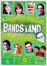 VARIOUS - BEST OF BANDSTAND VOLUME 4 : 1967-70 (5DVD)    (DVD2480/DVD)