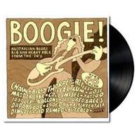 VARIOUS - BOOGIE! AUSTRALIAN BLUES, R&B AND HEAVY ROCK (2LP)    (LP5399/LP)