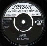 CASTELLS  -   Sacred/ I get dreamy (G145068/7s)