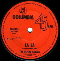 FLYING CIRCUS  -   La la/ The last train (G145172/7s)