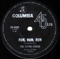 FLYING CIRCUS  -   Run, run, run/ All fall down (G145173/7s)