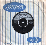 LEWIS,JERRY LEE  -   What'd I say/ Livin' lovin' wreck (G145274/7s)