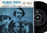 MAMAS & PAPAS  -   Dancing in the street/ Words of love (G145295/7s)