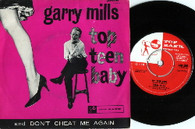 MILLS,GARRY  -   Top teen baby/ Don't cheat me again (G145310/7s)