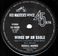 MORRIS RUSSELL  -   Wings of an eagle/ Satisfy you (G145321/7s)