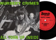 NURSERY CRIMES  -   All torn up inside/ What do you know (Anyway)? (G0674/7s)