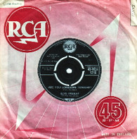 PRESLEY,ELVIS  -   Are you lonesome tonight?/ I gotta know (G145365/7s)