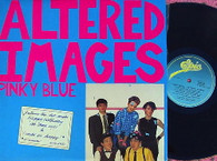 ALTERED IMAGES  -  PINKY BLUE  (85346/LP)