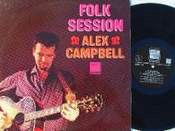CAMPBELL,ALEX  -  FOLK SESSIONS  (G83974/LP)