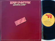 CLAPTON,ERIC  -  ANOTHER TICKET  (85413/LP)