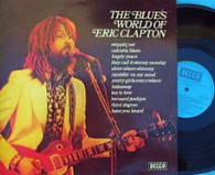 CLAPTON,ERIC  -  BLUES WORLD OF ERIC CLAPTON  (G86675/LP)