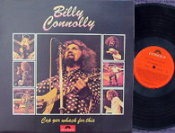 CONNOLLY,BILLY  -  COP YER WHACK FOR THIS  (G87170/LP)