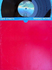 DIRE STRAITS  -  MAKING MOVIES  (G88473/LP)