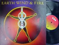EARTH WIND & FIRE  -  POWERLIGHT  (G145836/LP)