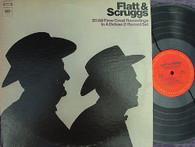 FLATT & SCRUGGS  -  20 ALL TIME GREAT RECORDINGS  (G761032/LP)