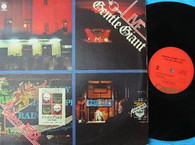 GENTLE GIANT  -  LIVE :  PLAYING THE FOOL  (G86299/LP)