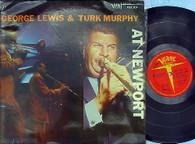 LEWIS,GEORGE & TURK MURPHY  -  AT NEWPORT  (G146016/LP)
