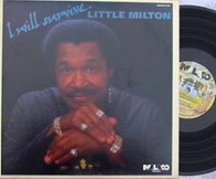 LITTLE MILTON  -  I WILL SURVIVE  (G146024/LP)