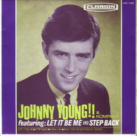 YOUNG,JOHNNY & KOMPANY  -  LET IT BE ME & STEP BACK Let it be me/ Step back/ Cara-lyn/ Baby (you've got what it tales) (G68733/7EP)
