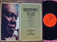 MEMPHIS SLIM  -  MEMPHIS SLIM VOLUME II  (G146053/LP)