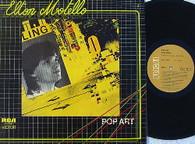 MOTELLO,ELTON  -  POP ART  (85623/LP)
