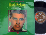 NELSON,RICK  -  VERY BEST OF RICK NELSON  (G146094/LP)