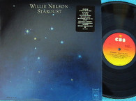 NELSON,WILLIE  -  STARDUST  (G84667/LP)