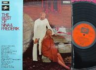 NINA & FREDERICK  -  BEST OF NINA & FREDERICK  (G146103/LP)