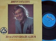 O'KEEFE,JOHNNY  -  20TH ANNIVERSARY ALBUM (2LP)  (G146106/LP)