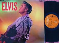 PRESLEY,ELVIS  -  ELVIS PRESLEY  (G146153/LP)