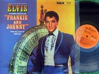 PRESLEY,ELVIS  -  FRANKIE & JOHNNY  (85969/LP)