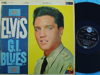 PRESLEY,ELVIS  -  G.I. BLUES  (G146157/LP)