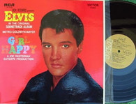 PRESLEY,ELVIS  -  GIRL HAPPY  (85972/LP)