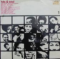 VARIOUS  -  HITS & SOUL  (G146374/LP)