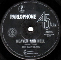 EASYBEATS  -   Heaven & hell/ Pretty girl (G48113/7s)