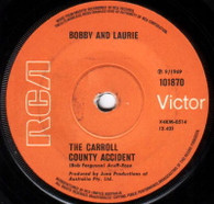 BOBBY & LAURIE  -   The Carroll County accident/ A hole in the ground (G1022/7s)