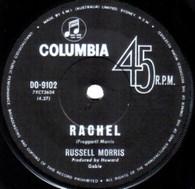 MORRIS,RUSSELL  -   Rachel/ Slow Joey (G51229/7s)