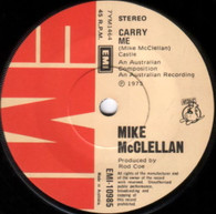 MCCLELLAN,MIKE  -   Carry me/ The gamble (G53781/7s)