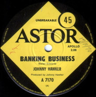 HAWKER,JOHNNY  -   Banking business/ It's the irish in me (G53496/7s)