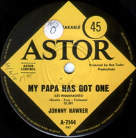 HAWKER,JOHNNY  -   My papa has got one (Les moustaches)/ Runaround (G53497/7s)