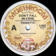 FERRETTS  -   Don't fall in love/ Lies (G53393/7s)