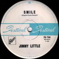 LITTLE,JIMMY  -   Smile/ Eternally (G53729/7s)