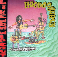 HOODOO GURUS  -   Like wow-wipeout/ Bring the hoodoo down (G0665/7s)