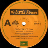 LITTLE HEROES  -   One perfect day/ Just can't wait (G56165/7s)