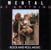 MENTAL AS ANYTHING  -   Rock & Roll Music/ Apocalypso (G58268/7s)