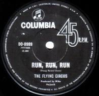 FLYING CIRCUS  -   Run, run, run/ All fall down (G60172/7s)